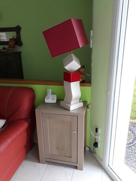 petit meuble salon par marco61 sur l 39 air du bois. Black Bedroom Furniture Sets. Home Design Ideas