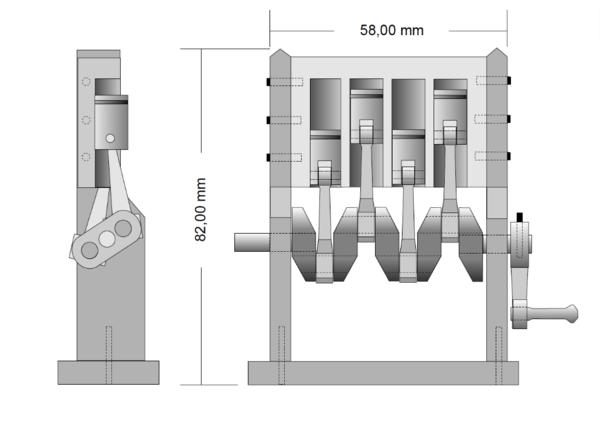 Mécanisme miniature