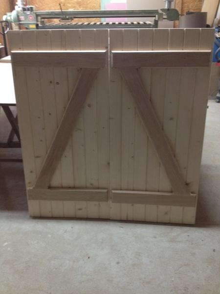 volets bois par boissansoif sur l 39 air du bois. Black Bedroom Furniture Sets. Home Design Ideas