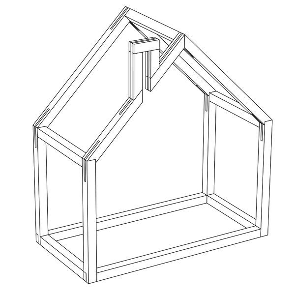 La maison de Monsieur Tossavainen ou une structure de serre jardinière