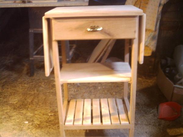 servante de cuisine par ducopeau sur l 39 air du bois. Black Bedroom Furniture Sets. Home Design Ideas