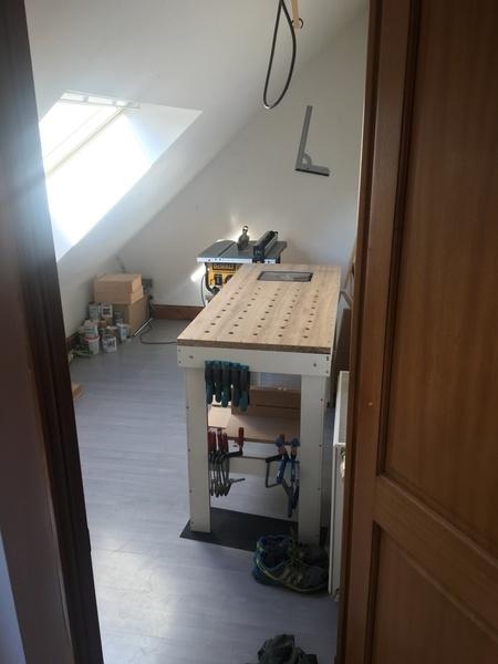 Petit atelier