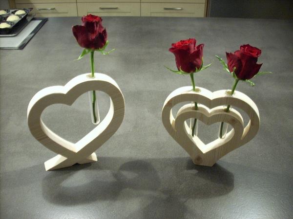 d co bois pour saint valentin par bricoconseil sur l 39 air du bois. Black Bedroom Furniture Sets. Home Design Ideas