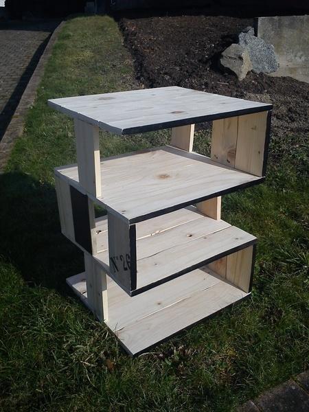 Meuble tv par woodestination sur l 39 air du bois for Meuble tv bel air 2