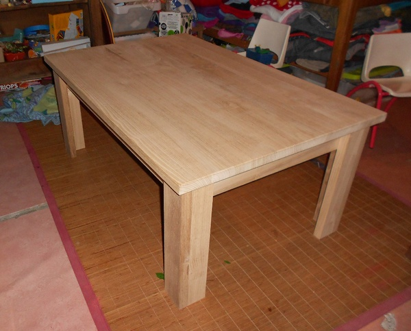 Table basse par jibe sur l 39 air du bois - Creation table basse ...
