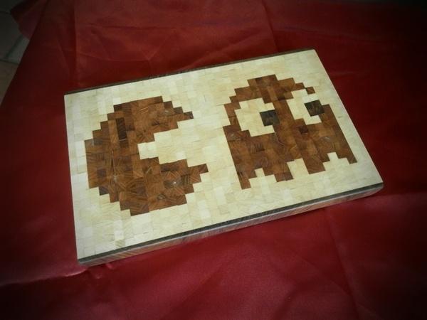 Planche à découper Pacman