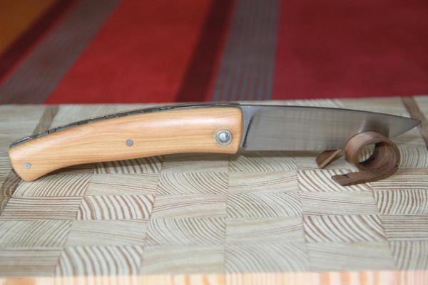 Marna-Occitan : couteau pliant piémontais
