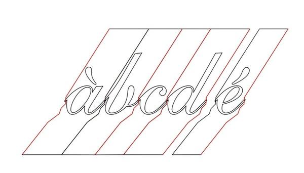 Alphabet modèle