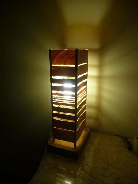 Une lampe phare