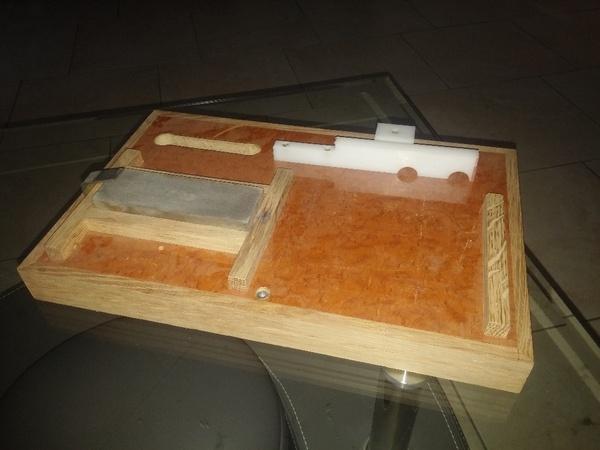 Affûtage des ciseau et fers de rabot