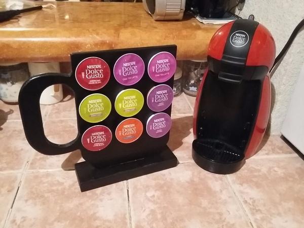 Support pour les capsules de café Dolce Gusto