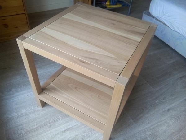 petite table pour imprimante par max91800 sur l 39 air du bois. Black Bedroom Furniture Sets. Home Design Ideas