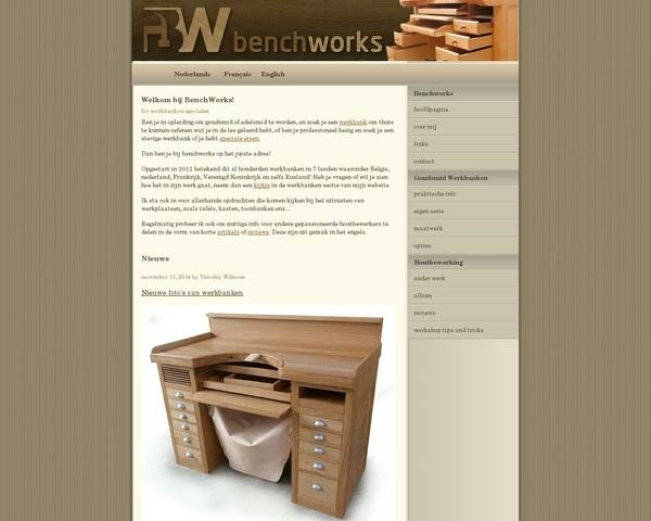 Voici le site benchworks plans mftc mftb