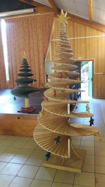 sapins noel par bernard rosell sur l 39 air du bois. Black Bedroom Furniture Sets. Home Design Ideas