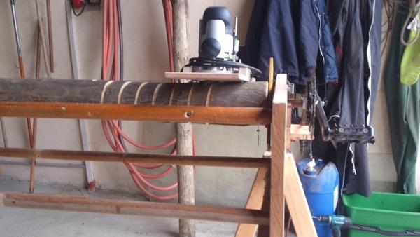 Machine à spirales