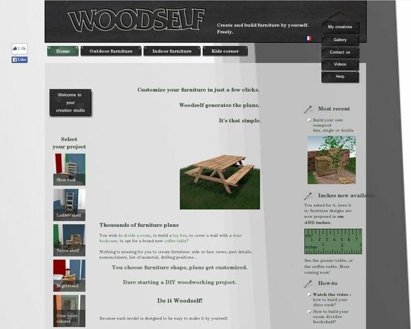 Site pour obtenir des plans  pour débutant