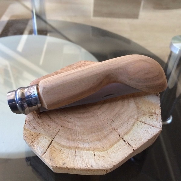 Couteau: base opinel