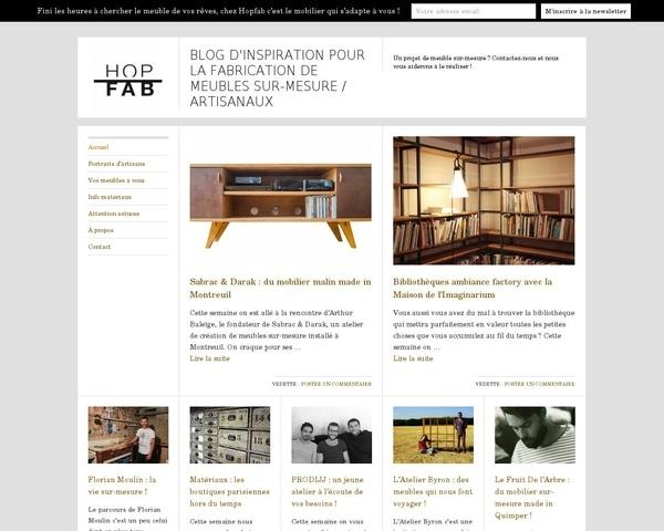 Hopfab - Blog d'inspiration