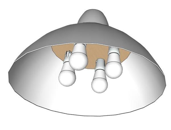 Eclairage Atelier MIG