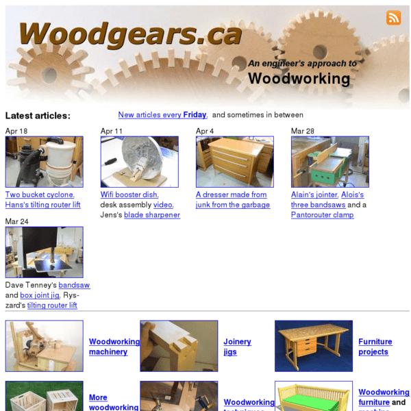 Woodgears.ca
