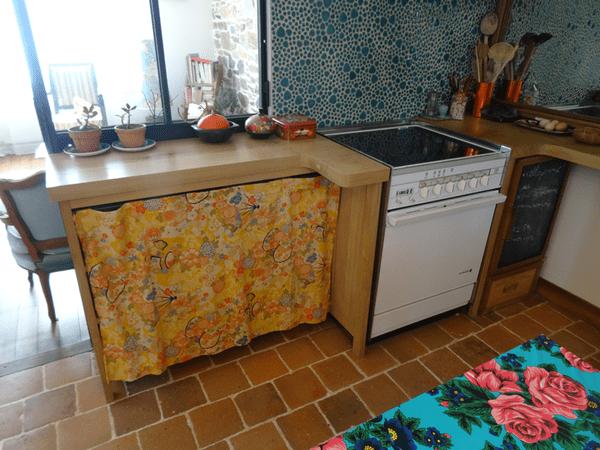 meuble de cuisine par jeje44 sur l 39 air du bois. Black Bedroom Furniture Sets. Home Design Ideas