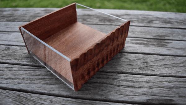 Fabriquer une boîte à tout...