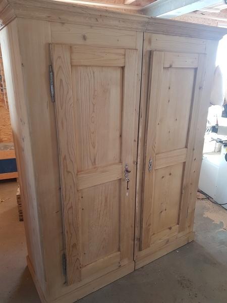 Rénovation d'une armoire